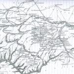 Объяснение к ланд-карте Чичагова от 1744 года