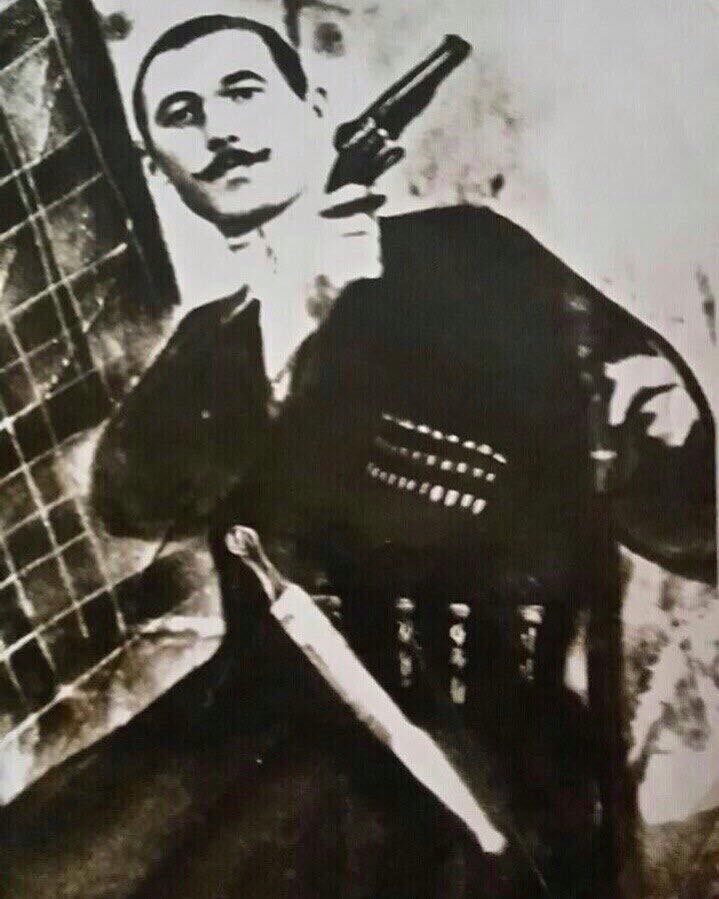 Кертов Исмел