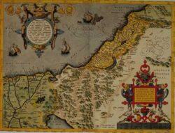 Старые карты Северного Кавказа